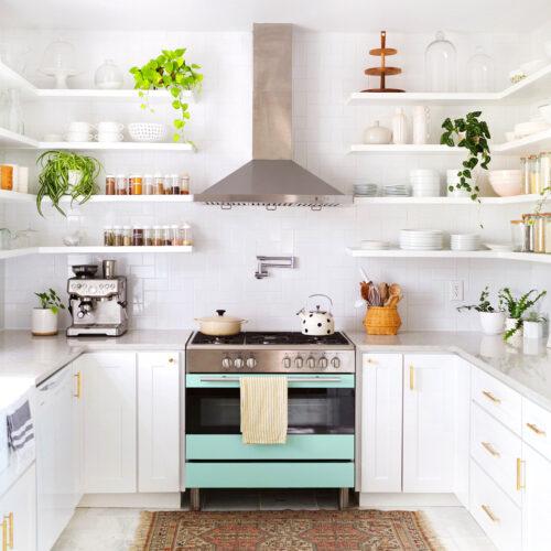海外がお手本!理想のタイルキッチン写真集&デザインインスピレーション <br><small>Our Kitchen Inspiration</small>