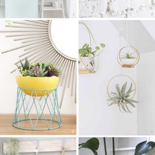 週末DIY「プランター&鉢」のおすすめ DIY 6選 <br><small>Weekend DIY – Planter</small>