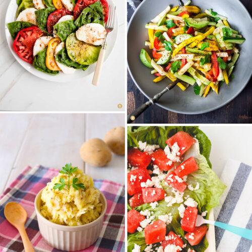 <center>週末DIY「サマーサラダ」のおすすめレシピ 6選 <br><small>Weekend DIY – Summer Salad</small></center>