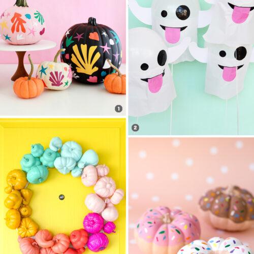 <center>ハロウィン「手作りデコレーション」DIY 8選!インテリアやパーティー会場を可愛く装飾♪ <br><small>Halloween Decoration DIY </small></center>