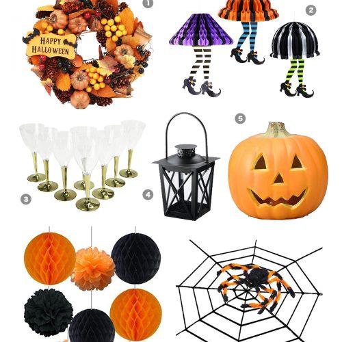 <center>ハロウィンパーティーグッズは通販でゲット!アマゾンで買える優秀アイテム17選<br><small>Halloween Shopping 2018</small></center>