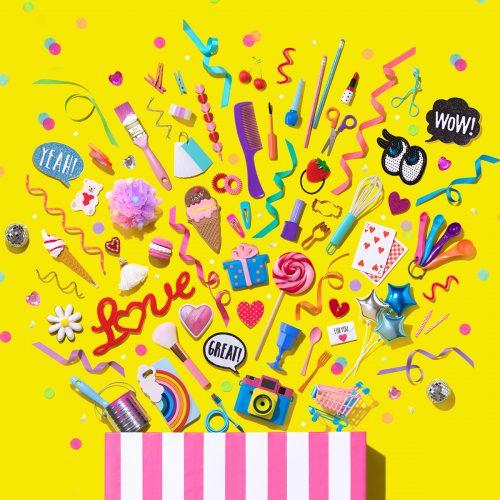 <center>今週末ついに開催!「スーパーシーチャンネル2018」イベントのアートディレクションを担当しています!<br><small>Super! C CHANNEL 2018</small></center>